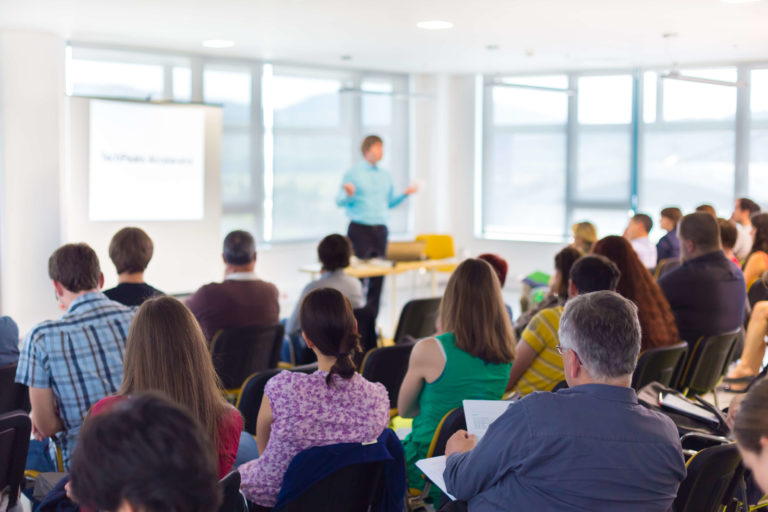 How to Run an Effective Professional Training Session