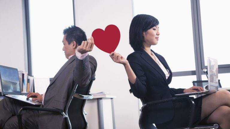 How To Handle A Workplace Romance