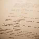 The Art of Screenwriting – Part 5