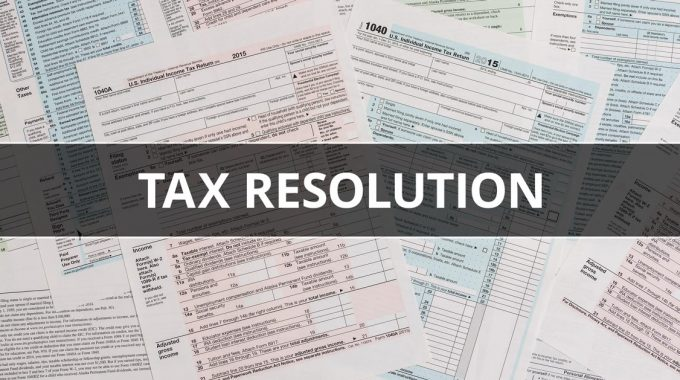 How to Choose the Right Tax Resolution Specialist